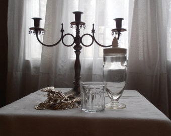 A French vintage candleholder