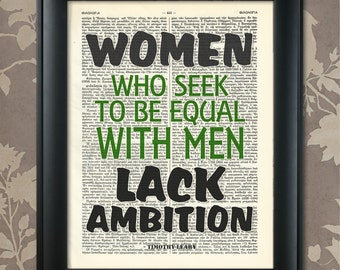 Feminist Print, Timothy Leary Quote, Feminist poster, Feminist Art, Feminist Humor, Feminist Gift, Feminism Art, Feminism Print,Office Print