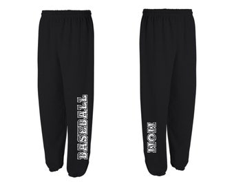 Baseball Mom Sweat Pants