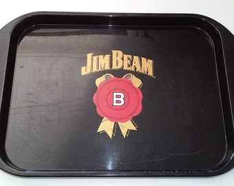 Jim Beam Tray Bar Liquor