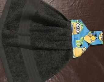 Minions Hand Towel