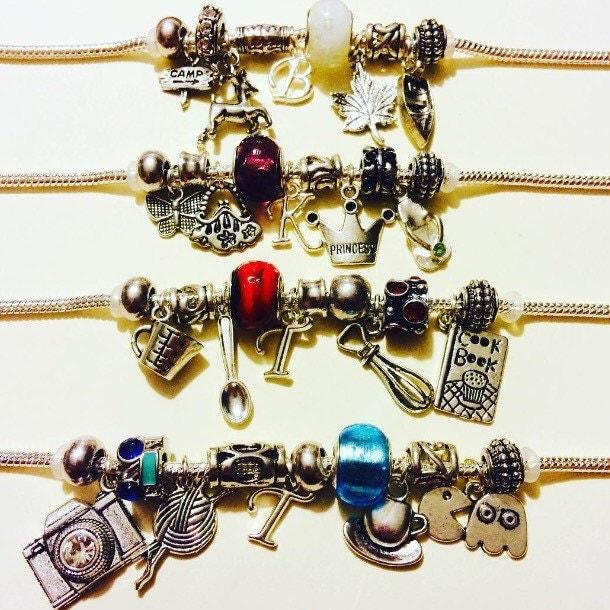 charm bracelet custom design your own charm bracelet