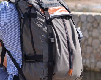 Backpack, Cordura 500d, waterproof, rambler commuter