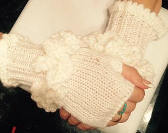 Hand warmers, gloves, mittens