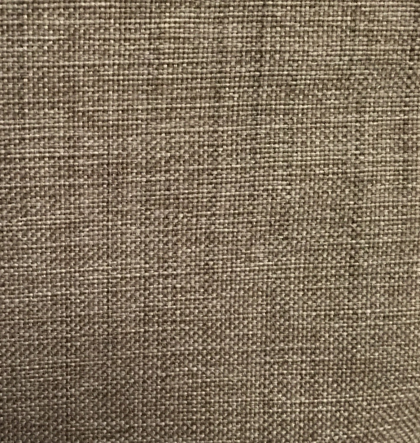 Light Grey Beige Woven Upholstery Fabric By The Yard