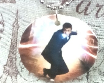 Doctor Who 10th Dr David Tennant Necklace