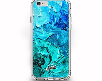 iPhone Case Water Waves