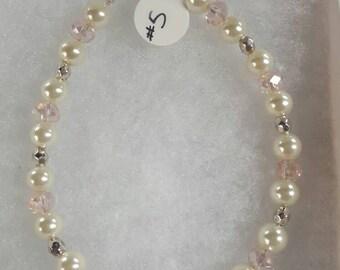 Iridescent Pink Pearls