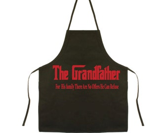 Grandfather Gift -- The Grandfather Apron