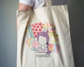 Lillie Henry Planner Girl #PlannerGirl Tote Bag!