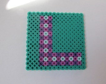 Custom Letter Collectible