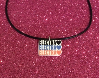 marina and the diamonds electra heart choker