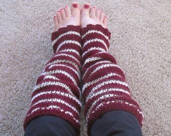 Yoga socks, Leg warmers, Stirrup socks