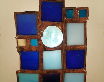Chunky Stained Glass Nightlight