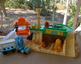 Fisher Price Zoo #916