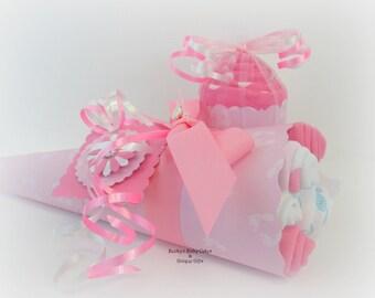 Baby Bouquet, Baby Diaper Bouquet, Onesie Bouquet, Baby Gift Set, Blanket Cupcake, New Baby Gift, Cupcake Bouquet, Baby Cupcakes