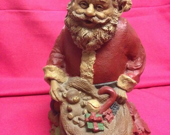 Santa III #23 Cairn Studio Christmas Gnome