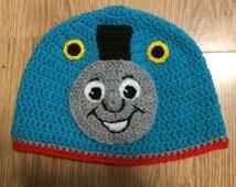 Thomas the Tank Engine hat, train hat