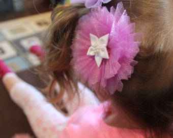 SMALL Superstar Hair Fascinator