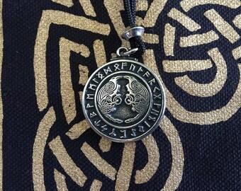 Odin's Ravens ~ Wicca ~ Pagan ~ Witch ~ Witchcraft ~ Spirit Animal ~ Raven