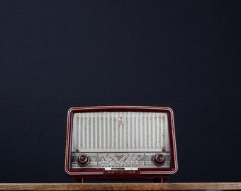 "Bluetooth 4.0 - 1940 - Vintage radio - A.BSOLUMENT ""Philips"""