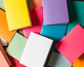 BULK Midori Notebooks 4.33 x 8.25 blank front notebooks supply diary logo free staple bound journal wholesale flat shipping