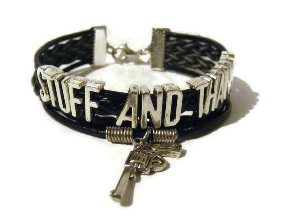 Rick Grimes bracelet, Rick Grimes jewelry, Walking Dead bracelet, Walking Dead jewelry, fashion bracelet, fashion jewelry
