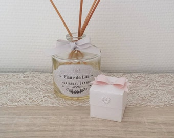 Bonbonniere chic and romantic wedding (wedding favor)