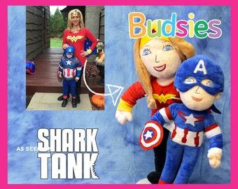 Superhero Action Figure - custom superhero, custom action figure, create your own action figure
