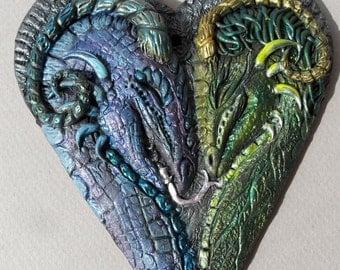 enamored dragons