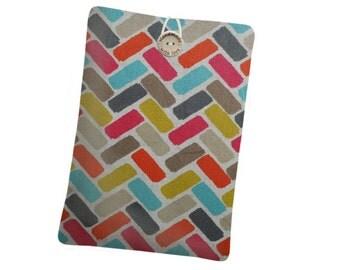 iPad Case, Ipad Cover, eReader Cover, Kindle Sleeve, Kobo Case, Fabric Nook Case, Kindle Cover, iPad Mini Case, Multi eReader Case