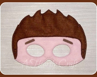 Ryder Mask - Paw Patrol Mask - Paw Patrol Party - Ryder Party Favor - Dress Up - Halloween -  Paw Patrol Costume - RTS _ Ready To Ship