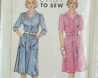 Simplicity 9146 Misses Dress Size 8-14