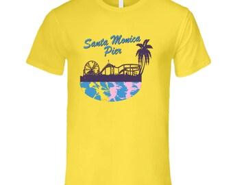 Santa Monica T Shirt