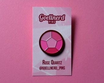 Steven Universe Rose Quartz Gem Pin valentine day Soft Enamel Pin