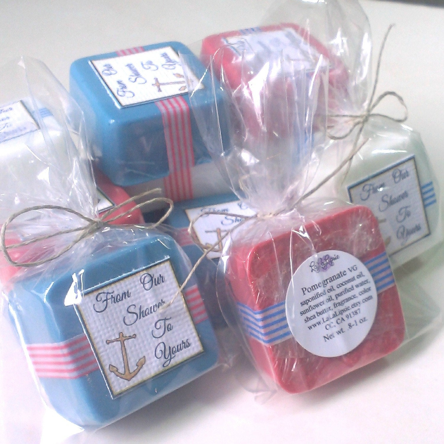 36 Nautical Baby Shower Favors Anchor Baby Shower Decorations