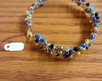 Gorgeous multicolored bracelet