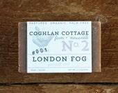 No. 2 ORGANIC GOATMILK SOAP   Gift for Her   Bergamot, Lavender + Vanilla Soap