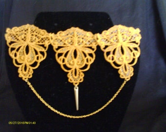 Gothic Lace Collars