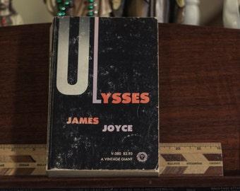 James Joyce - Ulysses vintage 1961 paperback