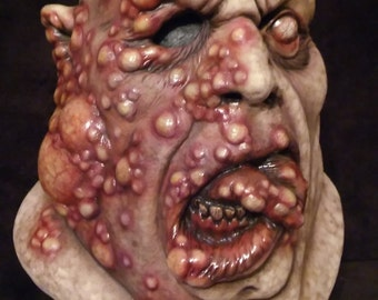 Boomer Blister Zombie Latex Mask