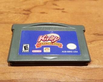 Kirby Amazing mirror nintendo gameboy advance video game,  Kirby amazing mirror,  Kirby nintendo gameboy advance video game,  kirby