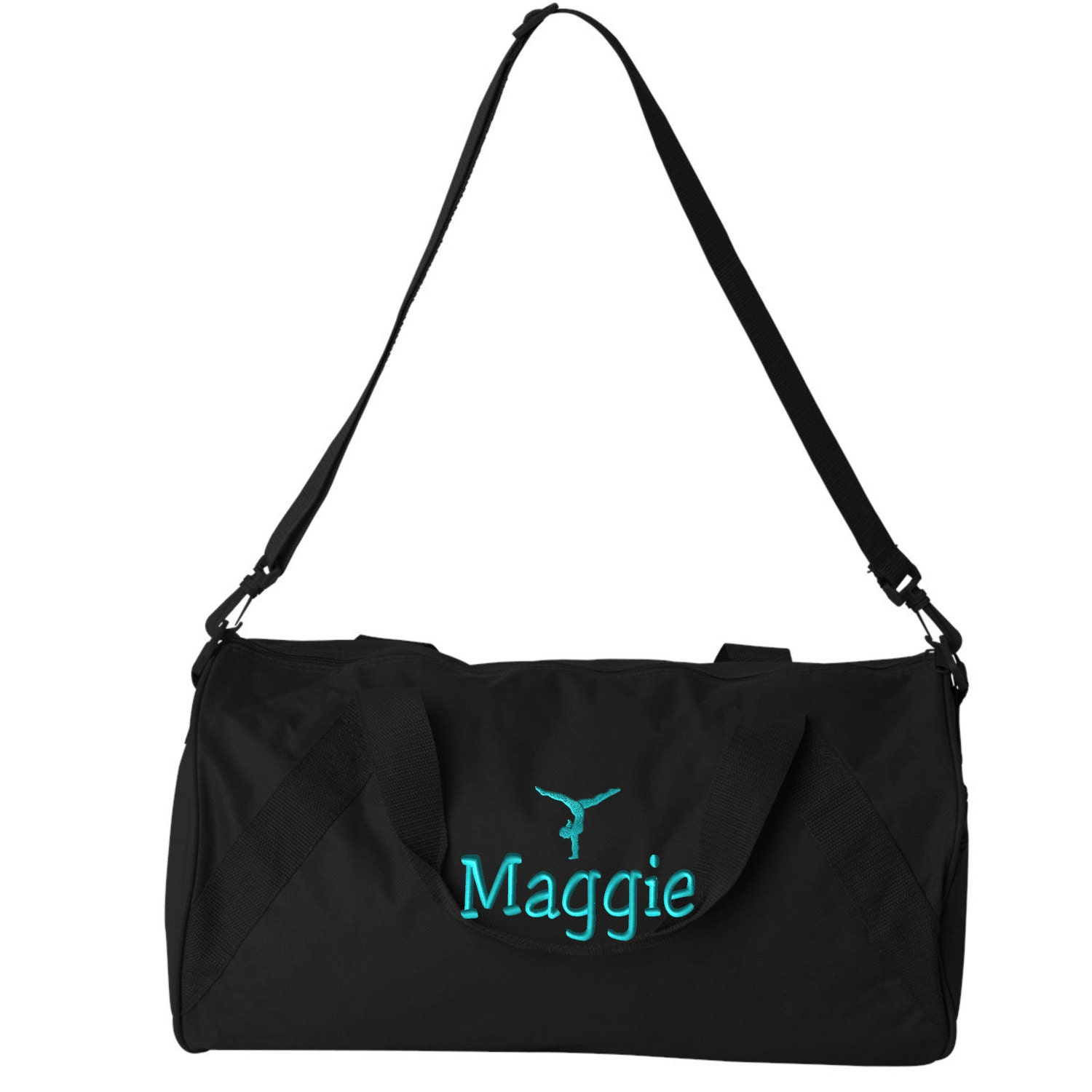 1 monogrammed bag personalized duffel by
