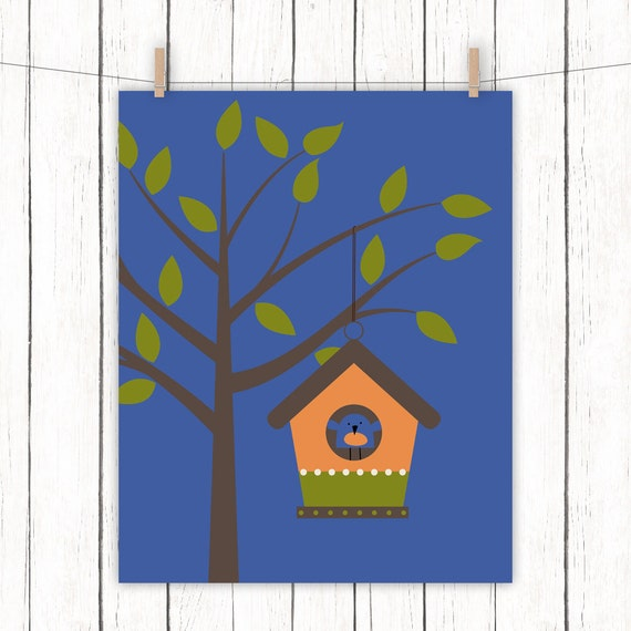 nursery printable art blue bird home decor by retail on the rise in downtown troy fit mama