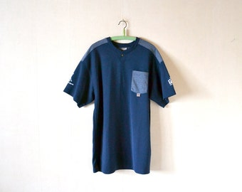NIKE Basketball Shirt / Training T-Shirt THOMAS / Logo Michael Jordan / size L