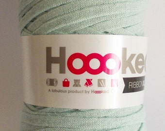 Hoooked RibbonXL, mint-green, 120m per roll (0,08 Euro/m)