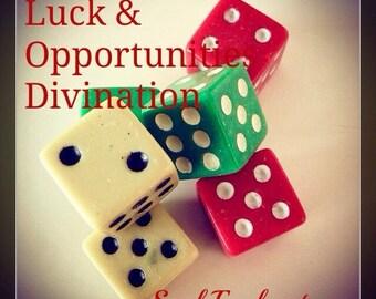 Luck & Opportunities Divination