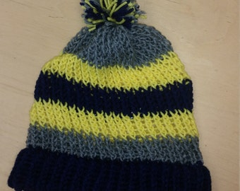 Game Day Knit Hat