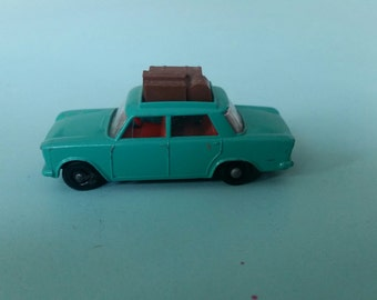 Vintage Matchbox Fiat 1500 No. 56 Free Shipping