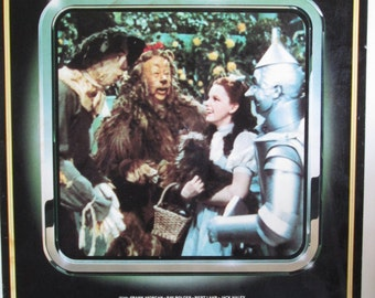 Rare Vintage 1981 MGM/CBS VIdeo Judy Garland in the Wizard of Oz (1939 Edition) CBV Video Disk